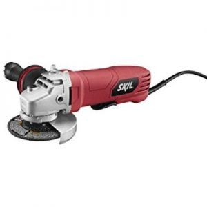 SKIL 9296-01 7.5-Amp 4-1/2-Inch Paddle Switch Angle Grinder Review