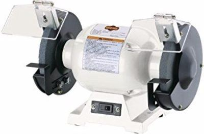 Baldor 632e 6 Inch 1800 Rpm Deluxe Grinder Review