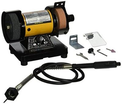 True Power 199 Mini Multi-Purpose Bench Grinder and Polisher with Flexible Shaft Review