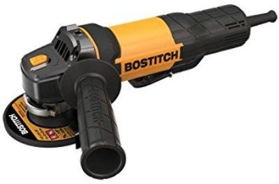 Bosch Ag40 85p 4 1 2 Inch Angle Grinder With Paddle Switch