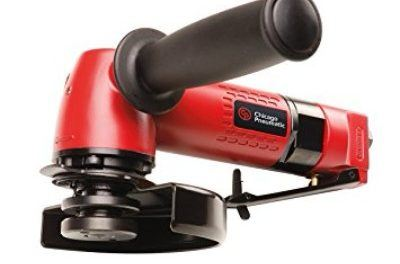 Chicago Pneumatic CP9121BR Heavy Duty 5-Inch Angle Grinder Review