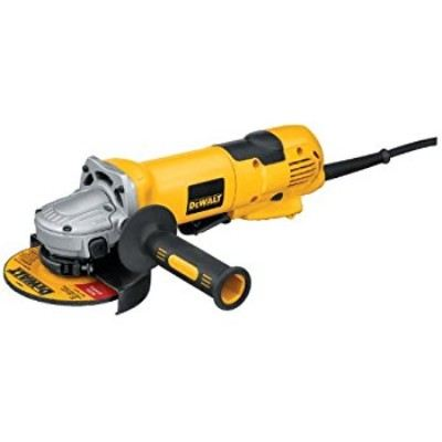 DEWALT D28114 4-1/2-Inch/5-Inch High-Performance Angle Grinder Review