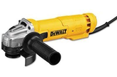 DEWALT DWE4214 4 ½-Inch 11 Amp Angle Grinder Slide Review
