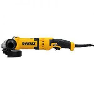 "DEWALT DWE43116 4-1/2"" - 5"" High Performance Trigger Switch Grinder Review"