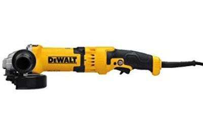 DEWALT DWE43116 4-1/2″ – 5″ High Performance Trigger Switch Grinder Review