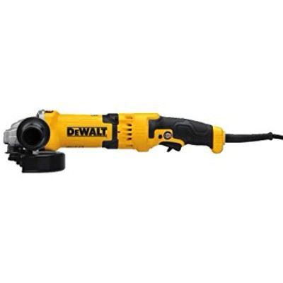 """DEWALT DWE43116 4-1/2"""" - 5"""" High Performance Trigger Switch Grinder Review"""