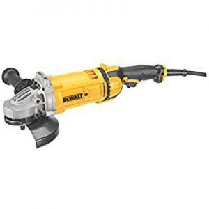 DEWALT DWE4557 7-Inch 8,500 Rpm 4.7 HP Angle Grinder Review