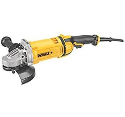 DEWALT DWE4557 7-Inch 8,500 Rpm 4.7 HP Angle Grinder Review