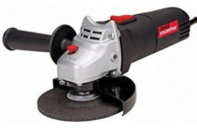 Drill Master 4-1/2″ Angle Grinder Electric Power Tool Review