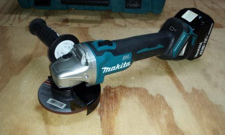 10 Best Makita Angle Grinders in 2018
