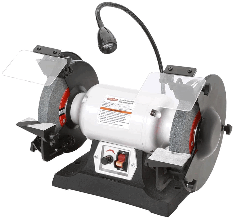 W1840 Variable-Speed Grinder (8-inch) Review