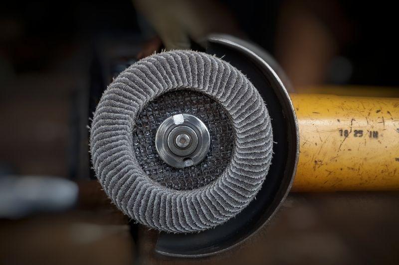 bench buffing wheel