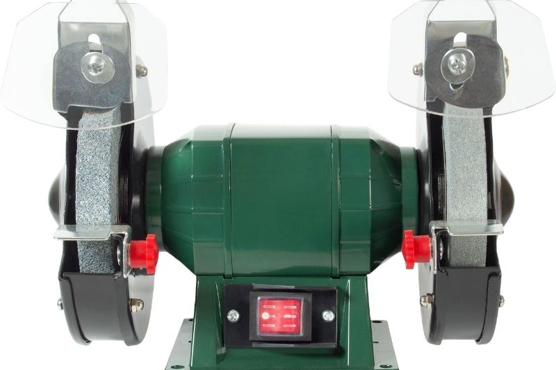 buffing bench grinder